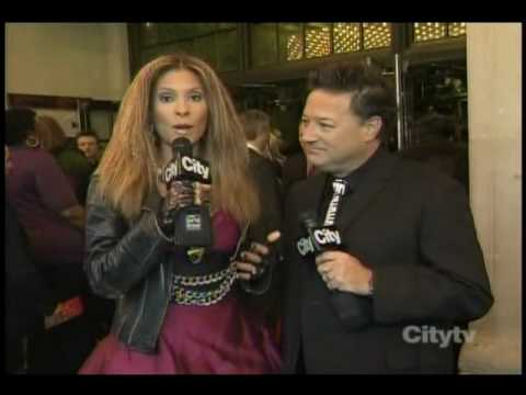 CityTv Special - Rock of Ages Toronto Premiere (part 1)
