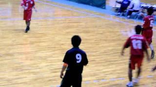 11 5 4 中四国大学対抗ハンドボール大会・愛媛大学対山口大学4
