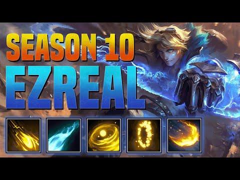 A TRUE DISPLAY OF SKILL!! - Season 10 Ezreal Guide - League of Legends