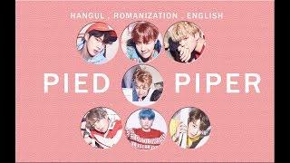Video BTS - PIED PIPER LYRICS (COLOR CODED) HANGUL , ROMANIZATION , ENGLISH download MP3, 3GP, MP4, WEBM, AVI, FLV Agustus 2018