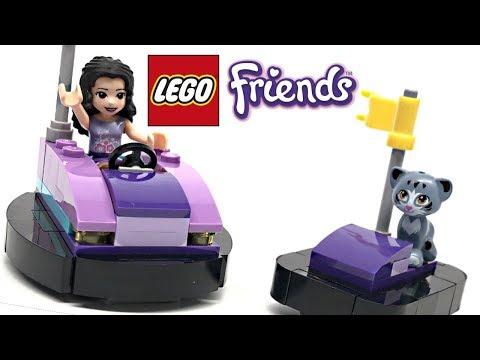 Friends Minifigure Poly Bag NEW Emma/'s Bumper Car LEGO 30409