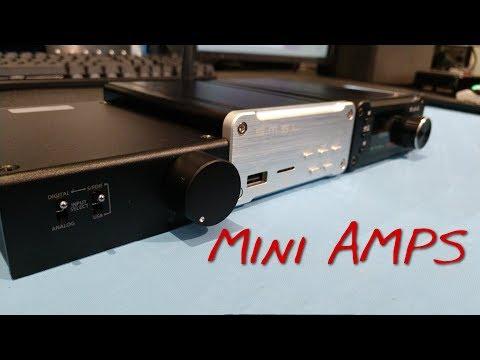 Z Review - Sub-$100 Mini Amps