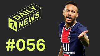 """Neymar sieht Rot! Alaba Berater ein: """"Geldgieriger Piranha""""! Rashica zu Aston Villa?"""
