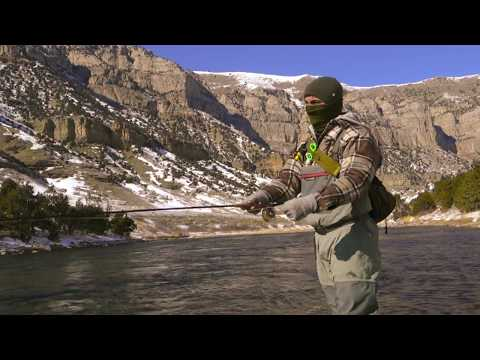 Fly Fishing In Wyoming: The Wind River