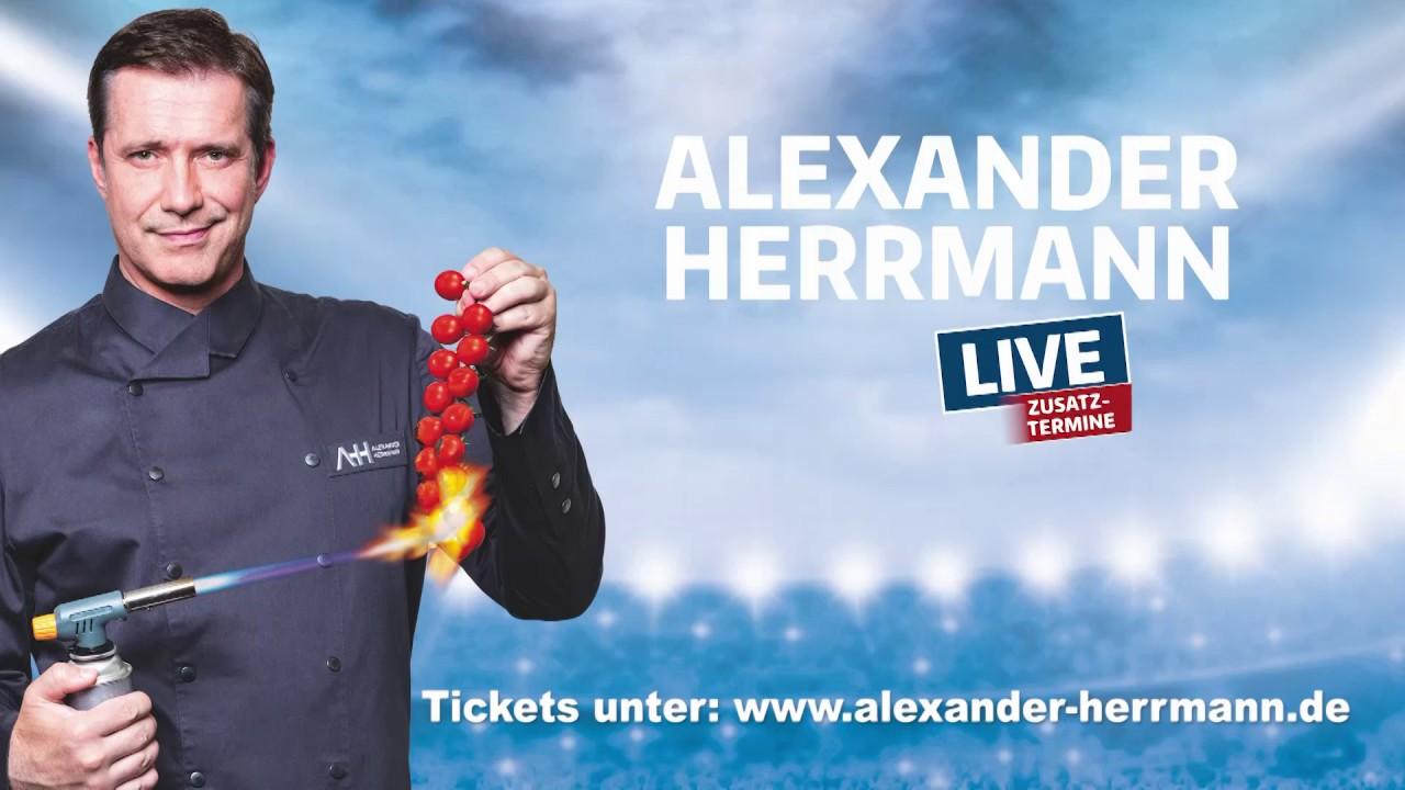 Alexander Herrmann Live Trailer Youtube