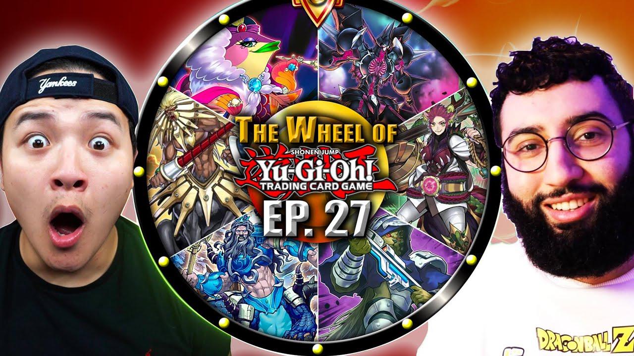 The Wheel Of Yu-Gi-Oh! - Episode 27!