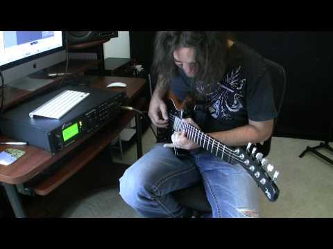 Rhythm Phrasing Axe FX II