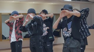 SuperM 'One' Dance Practice Behind The Scenes