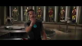 Железный человек 3 русский трейлер (1080p)