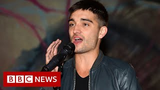 The Wanted's Tom Parker opens up about his cancer diagnosis - BBC News
