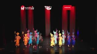 Video Ankhile Putt Punjab De at TBC 2016 (THE Bhangra Competition) download MP3, 3GP, MP4, WEBM, AVI, FLV Juli 2018