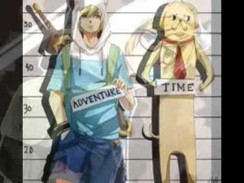 Algunas imagenes de hora de aventura en anime p youtube altavistaventures Image collections