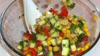 How To Make Mexican Corn Salad Recipe
