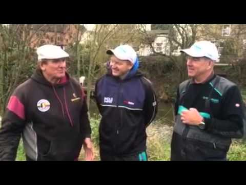 Matt Godfrey talks to Bob Nudd & Alan Scotthorne!