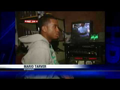 Student Stunned By Monessen Police During Basketball Brawl