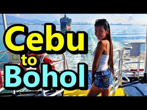 Cebu City to Bohol Philippines Tour Wanderlusting