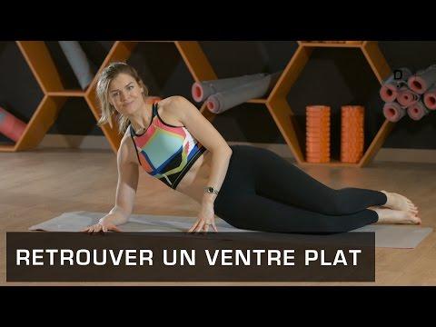 Fitness Master Class - Retrouver Un Ventre Plat Après La Grossesse - Lucile Woodward