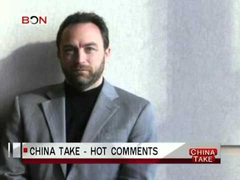 Wikipedia against censorship  - China Take - Aug 14,2013 - BONTV China