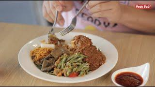 dtimer cafe port padu untuk makan makanan dari johor