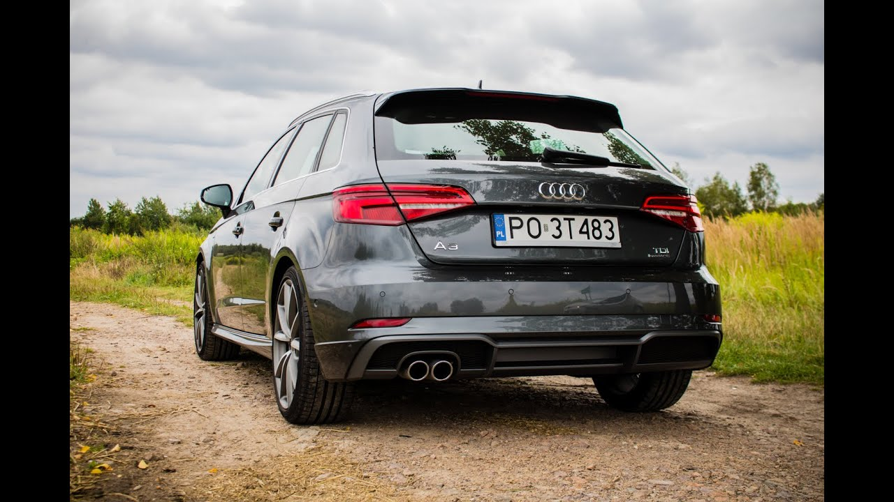 2017 Audi A3 Sportback 2.0 TDI
