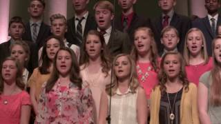 He Paid a Debt He Did Not Owe given by Temple Teen Choir