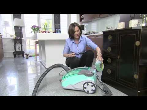 THOMAS AQUA+ MULTI CLEAN X10 PARQUET - YouTube