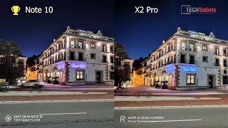 Xiaomi Mi Note 10 Vs Realme X2 Pro Camera Comparison