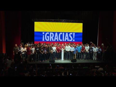 7.2 mn Venezuelans vote to reject Maduro