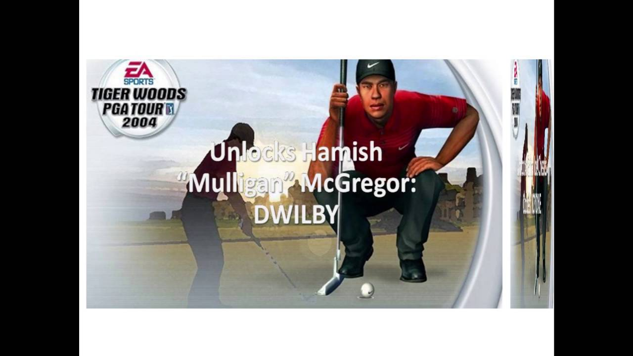 Tiger Woods Pga Tour 2004 Cheats Codes For Xbox