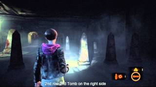 Resident Evil Revelations 2 Episode 3 Graveyard Puzzle MP-AF Weapon Guide