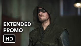 "Arrow 3x06 Extended Promo ""Guilty"" (HD)"