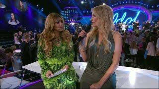 Laila Bagge om varför Adam Torssell fick lämna Idol 2015 - Idol Sverige (TV4)