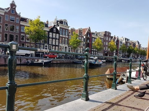 Amsterdam Canals Boat Cruise