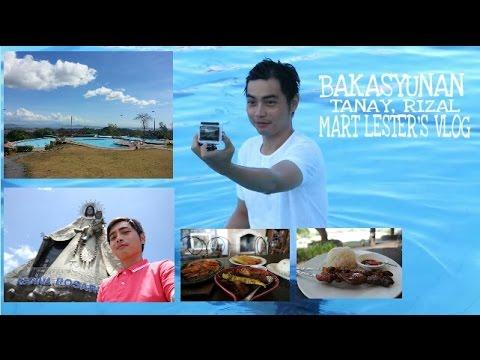 Bakasyunan Resort Tanay | Mart's Vlog