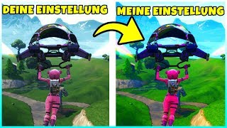 SO you become pro in FORTNITE! My SETTINGS & SKINS! Fortnite Battle Royale