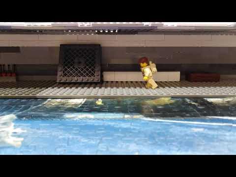Сталкер  трейлер 5 серии лего Stop Motion Studio