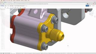 Onshape in Action: A Quick 14-Minute Overview of Parametric 3D CAD in the Cloud