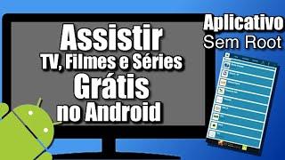 Assista grátis TV, Filmes e Séries no Android mais de 100 canais com o app VTO TV APK Sem root