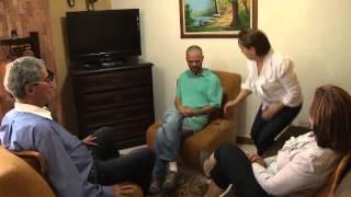 Intervención Colombia - Luis Esteban miente a su familia