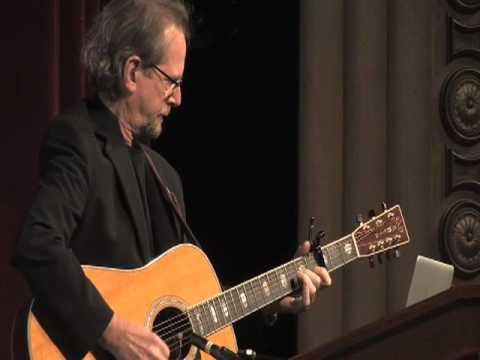 Roger McGuinn (The Byrds) On Board Cunard's Queen Victoria