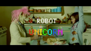 the ROBOT and the UNICORN (a Double Rainbow Infinite story)