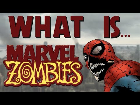 What Is... Marvel Zombies