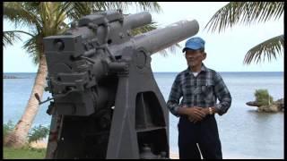 Historical interview with a native Guam World War II survivor
