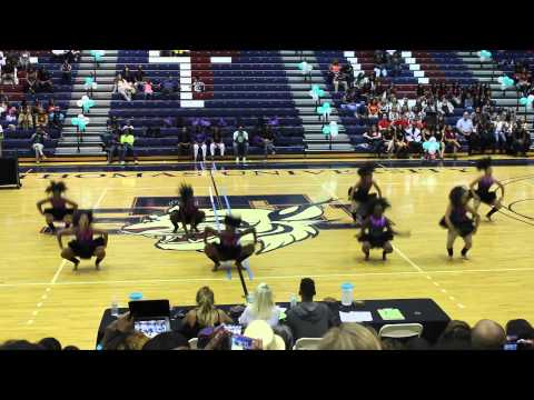 Little Girls Kill At Miami Dade County High School Dance Off