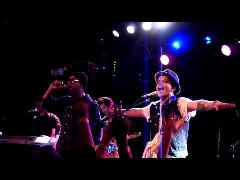 Bruno Mars & Phillip Lawrence - Bok With Me @ Paradise Rock Club Boston