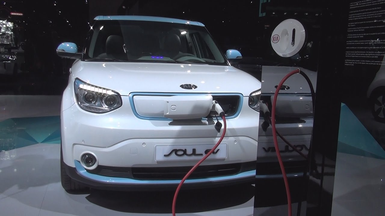 kia soul ev ultimate 2017 exterior and interior in 3d youtube. Black Bedroom Furniture Sets. Home Design Ideas