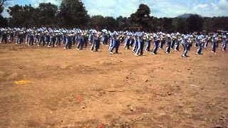 SENIORS FIELD DEMONSTRATION (ZAMBOANGA DEL SUR NATIONAL HIGH SCHOOL MAIN CAMPUS)
