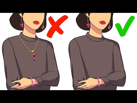 14 Dressing Rules Everyone Should Learn Once and for All. http://bit.ly/2WDEyq3