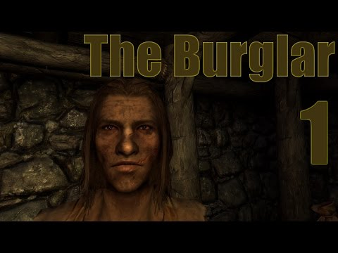Lets Become: The Burglar - Ep1