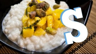 Coconut Rice Pudding Recipe - Sorted
